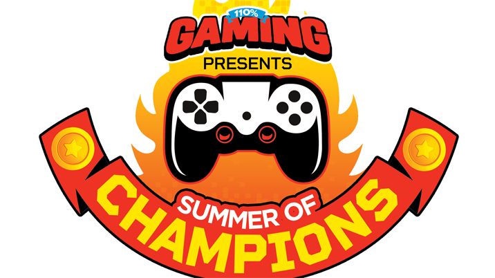 110% Gaming launches Summer Of Champions