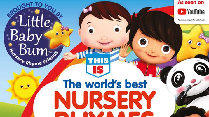 DCT Media launches Little Baby Bum Activity Magazine