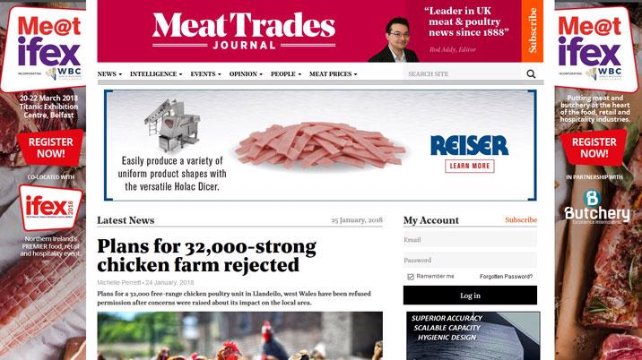Meat Trades Journal to cease publication
