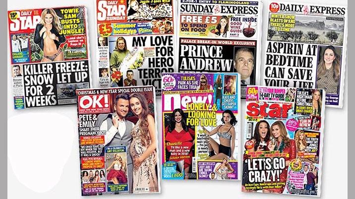 Trinity Mirror acquires Northern & Shell