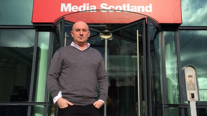 Daily Record editor to step down