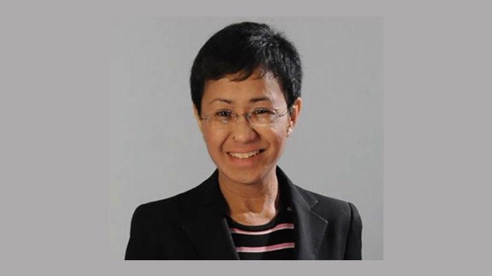 Golden Pen of Freedom Awarded to Maria Ressa