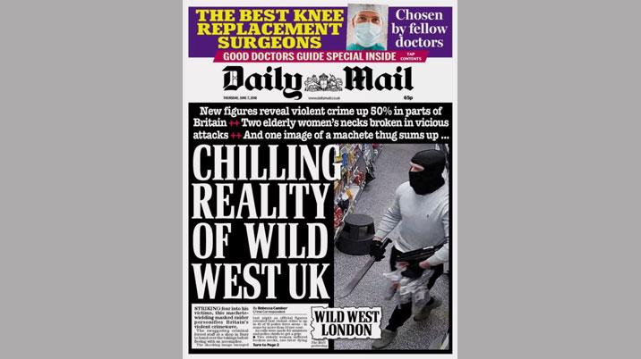 Paul Dacre to stand down as editor