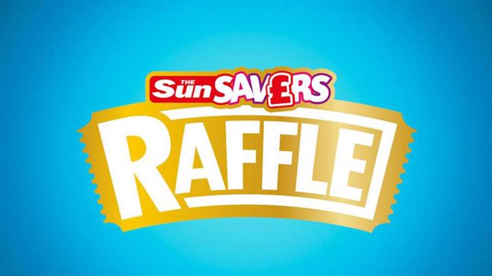Sun Savers Raffle launch