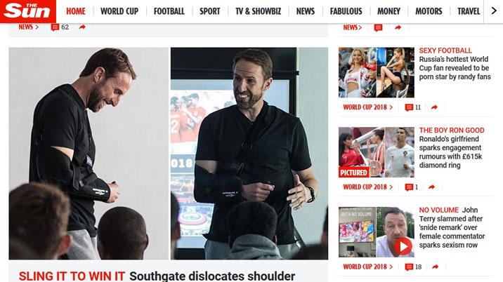 The Sun Online continues to grow audience
