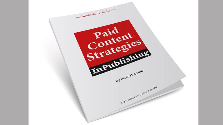 Just published: Paid Content Strategies Guide