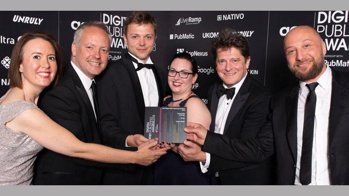 AOP Digital Publishing Awards 2018: Winners Revealed