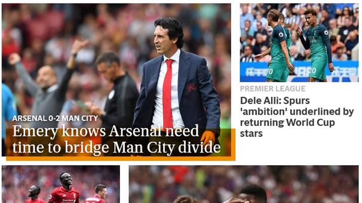 Evening Standard expands its football coverage