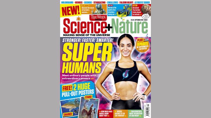 The Week Junior launches Science+Nature