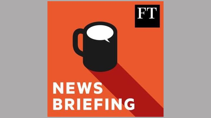 Financial Times unveils FT News Briefing