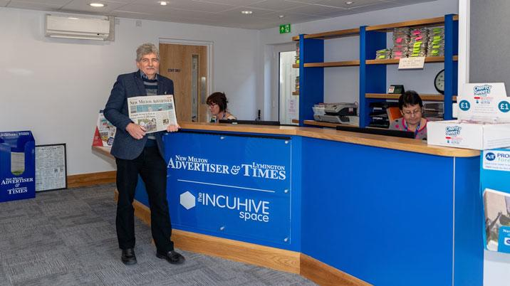 Advertiser and Times launches business incubation centre