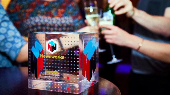 Newsworks Planning Awards – winners announced