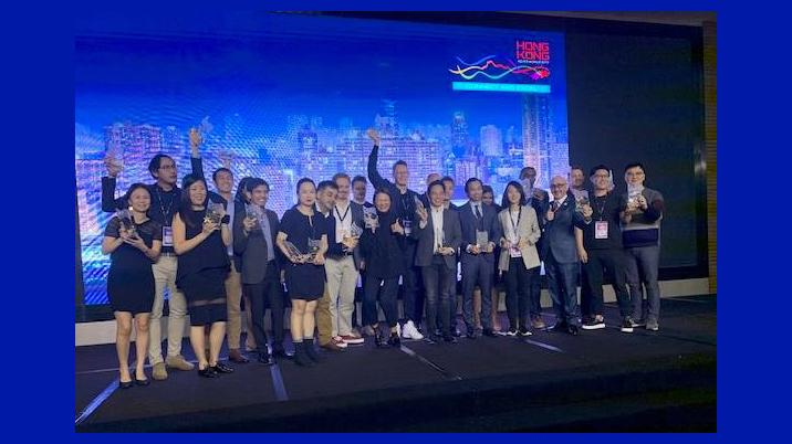 Asian news publishers celebrate best digital content