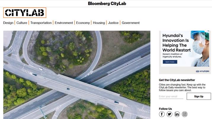 Bloomberg Media introduces Bloomberg CityLab