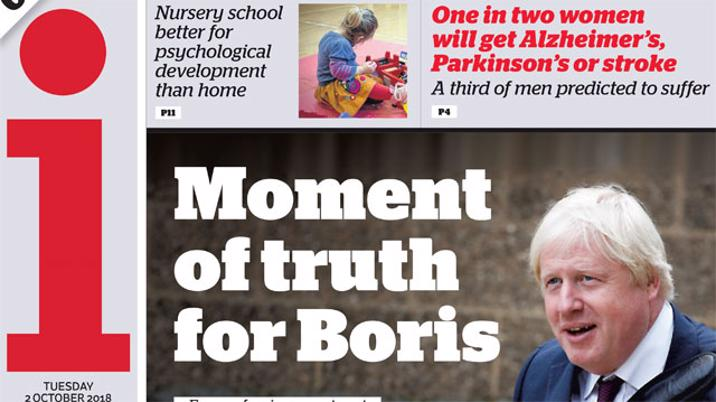 What should we do about Boris?