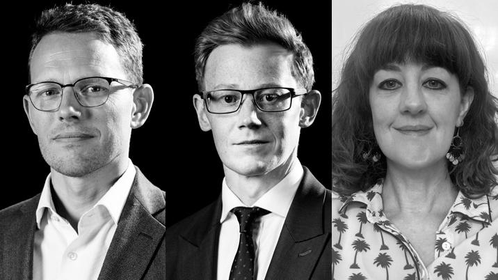 Gregory, Pitchford and Thoroughgood join Collingwood Advisory