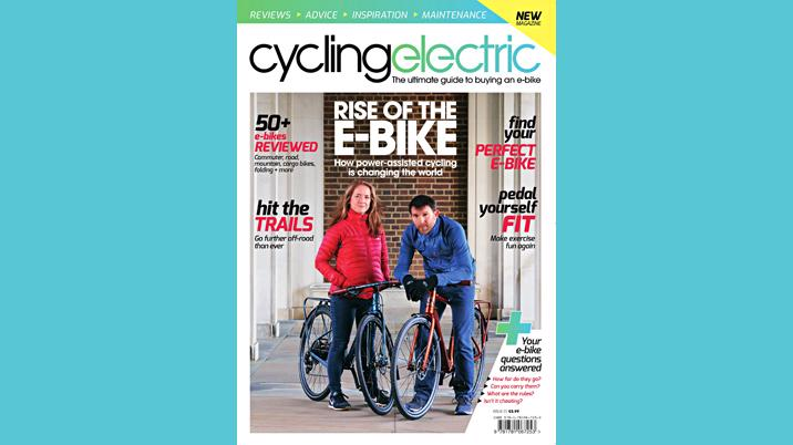 Launch: Cycling Electric