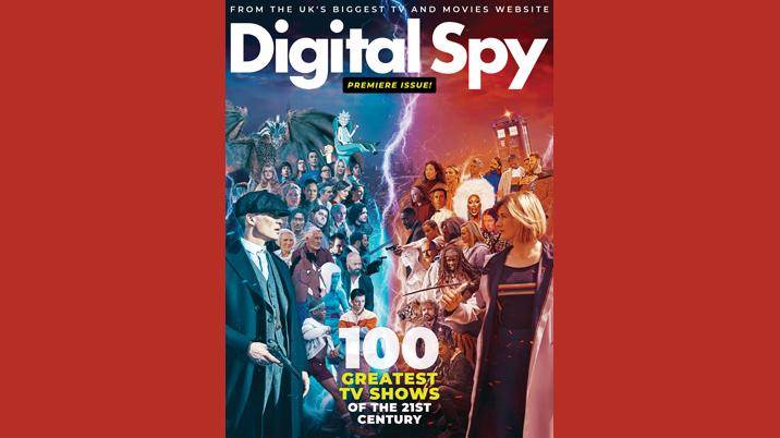Digital Spy launches digital magazine on Apple News+
