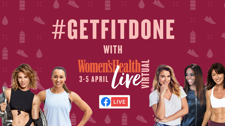 Hearst Live and Women's Health launches inaugural virtual event