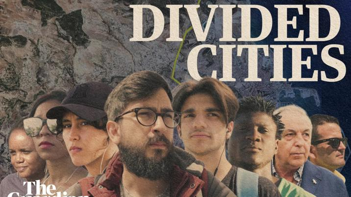 Guardian launches new international video series Divided Cities