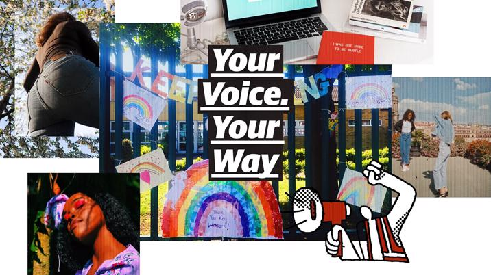 Guardian Labs partners with Levi's: Your Voice Your Way