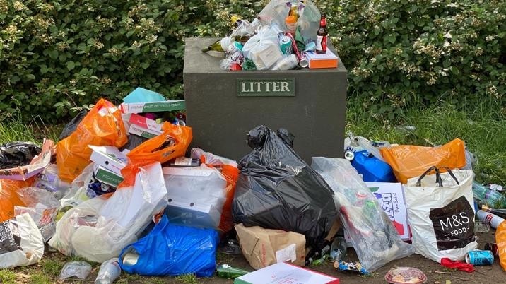 In Your Area launches litter fines widget