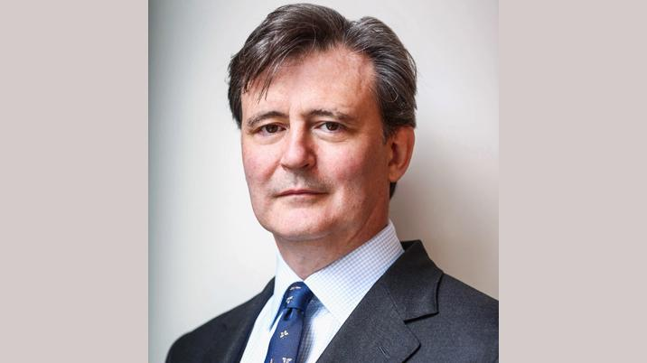 John Micklethwait is 2020 President of The Printing Charity