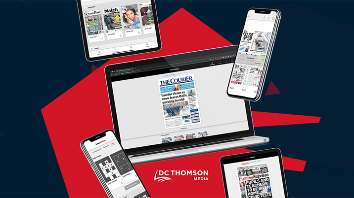 DC Thomson Media Upgrades to PageSuite's Latest Edition Platform