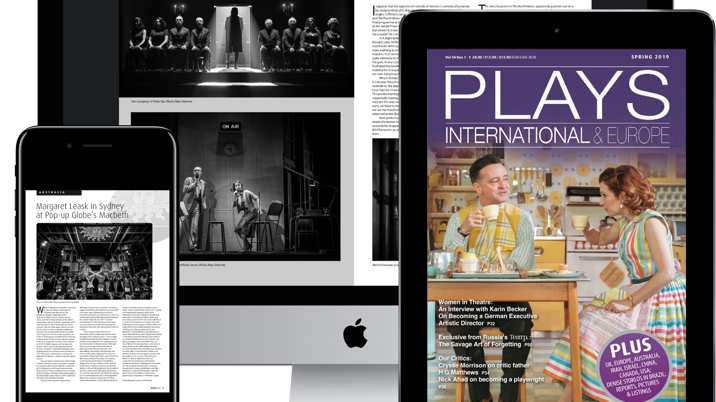 Plays International & Europe Launches Growing Digital Archive
