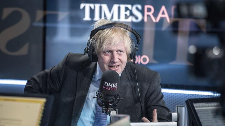 Times Radio launches with PM interview