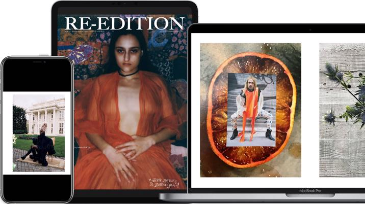 Re-Edition launches digital edition