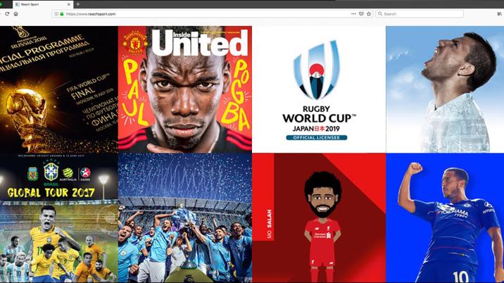 Trinity Mirror Sport Media rebrands as Reach Sport