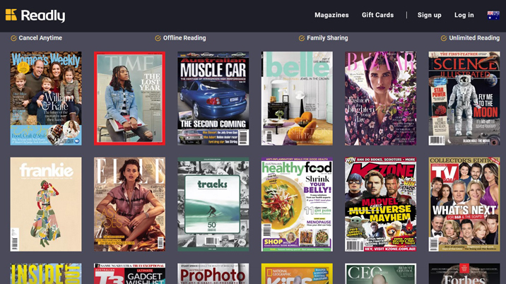 Readly adds News Life Media titles to portfolio