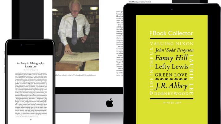 The Book Collector launches complete digital archive