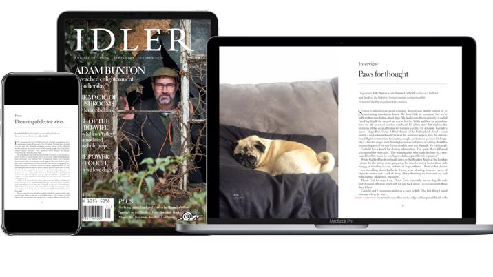 The Idler launches individual and institutional digital subscriptions