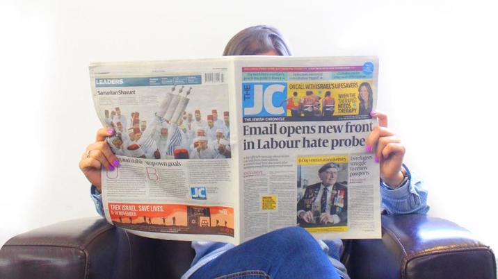 Community Leaders Secure the Future of the Jewish Chronicle