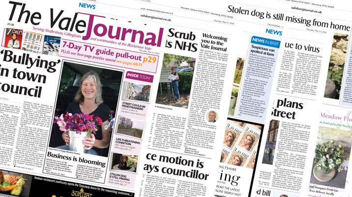 Launch: The Vale Journal