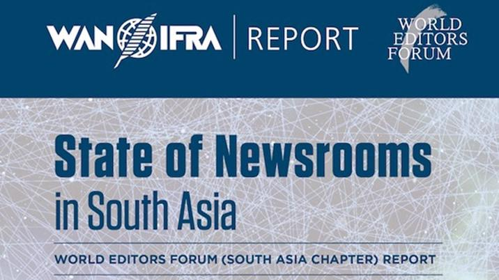 State of Newsrooms in South Asia: report published