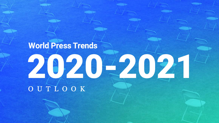 Just published: WAN-IFRA's World Press Trends 2020-2021
