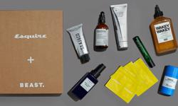 Esquire launches grooming box