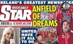 Reach agrees to acquire Irish Daily Star