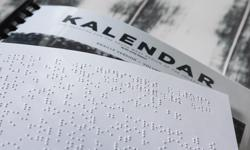 Archant Dialogue creates first ever Braille version of Kalendar