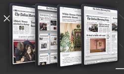 Dallas Morning News Launches Evening Edition with PageSuite