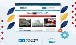 Publisher's Toolbox enters US market