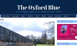 Oxford independent newspaper wins Student Publication Award