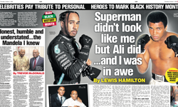 The Sun celebrates Black History Month