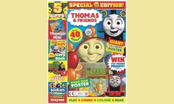 Egmont rounds off Thomas' 75th with limited edition collector's issue