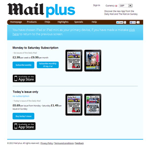 MPP powers CRM and payments for Daily Mail